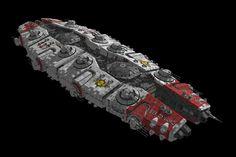 SBF Dynamo by Scifiwarships on DeviantArt