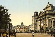 warsaw   Postcards of the Past - Vintage Postcards of Warsaw, Poland