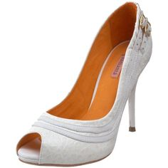 Amazon.com: Samanta Womens Karen T Pump: Shoes