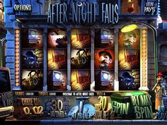 After Night Falls slots online game