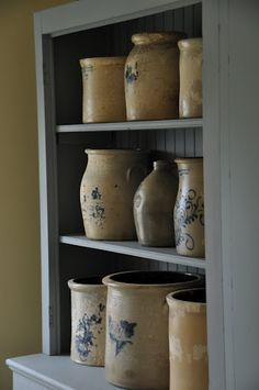 antique stoneware