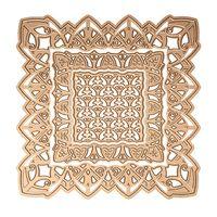 Nestabilities Art Deco Fairmont Decorative Accent Etched Dies