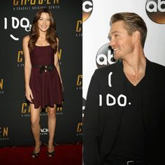 Chad Michael Murray Has Found His Chosen One! He Married His Co-Star Sarah Roemer & She's Pregnant!