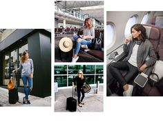 FASHION FAVORITES: Comfy Airplane Outfits ...                              …