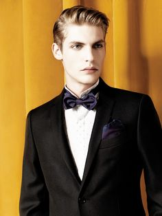 Baptiste Radufe for Carlo Pignatelli
