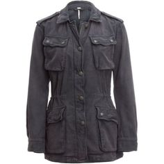 Free-People-Not-Your-Brothers-Surplus-Jacket-Military-Army-Cargo-OB500801