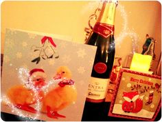 Thank You lovely funky art fans for the Xmas wishes and gifts <3