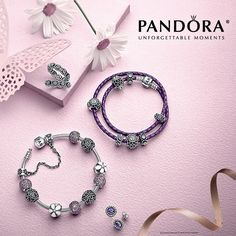 Get a FREE #Pandora bracelet or bangle with your purchase of just $125 or more in Pandora jewellery at Charlotte Jewelers, #Peterborough. March 20-24 (Closed Sundays). While supplies last.
