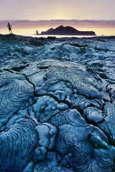 galapagos volcano ecuador getty images