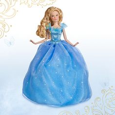 Cinderella Disney Film Collection Doll - Live Action Film - 11'' | Dolls | Disney Store