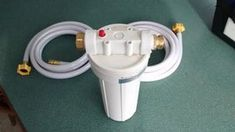 DIY 12 Volt On-Demand Water Pump System: 8 Steps (with Pictures) Diy Water Pump, Water Pump System, Water Systems, House Water Filter, Electric Box, Pumps, Pictures, Projects, Photos