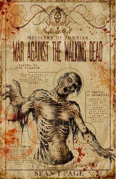 Know your enemy #zombieapocalypse