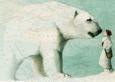 """""""Luces del Norte"""" de Philip Pullman, publicado por Círculo de Lectores2013   Zusanna Celej"""