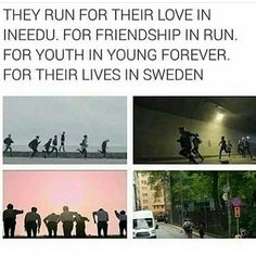 Sweden is just like pewds ya know (sorry if you are swedish and I offended you, was trying to make a joke) just some weird ass people