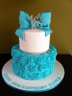 Bildergebnis für Elegant Birthday Cakes For Women