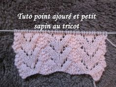 Lace Knitting, Knitting Stitches, Fingerless Mitts, Yarn Store, Knitting Videos, Le Point, Free Pattern, Crochet Hats, Fancy