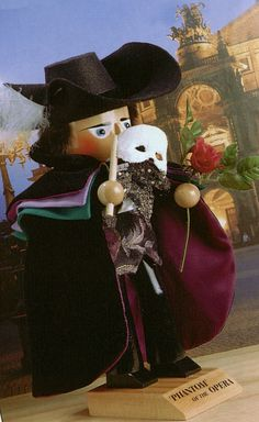 Steinbach Nutcracker: Phantom of the Opera - Tuesday Morning has this for $100.
