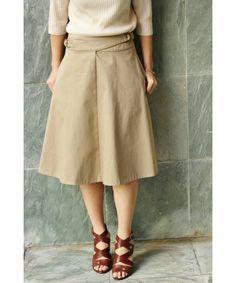 《予約》サテンツイル フレアスカート◆(スカート)|IENA(イエナ)のファッション通販 - ZOZOTOWN