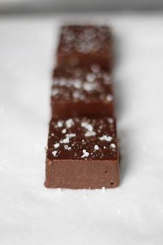 Dulce de Nutella con sal marina   21 tipos de dulce de azúcar para que le hagas a alguien a quien quieras