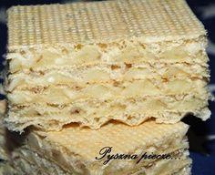 Polish Food, Polish Recipes, Yummy Treats, Sweet Treats, Sweets Cake, Vanilla Cake, Bread, Cakes, Sweets