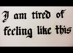 About my lettering ! Blotting and smudging.. but I still couldn't resist posting it.