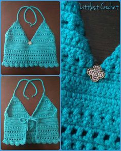 Custom Crochet Infant Halter Top Available for purchase on my Etsy shop! #littlestcrochet #crochet #handmade #hechoamano #diy #diyproject #crafty #create #happy #yarn #acrylicyarn #etsy #etsystore #supportsmallbusiness #happyhands #top #girly #crochettop #croptop #crochethalter #kids #girly #childrensclothing #infant #baby #stylish #fashion by littlestcrochet
