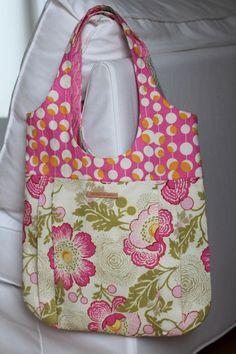 Die Nevena Bag: Eine rucki-zucki Tasche zwischendurch