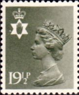 Northern Ireland 1971 Queen Elizabeth Machin SG NI 45 Scott NIMH 30 Fine Used Other Regional Postage Stamps HERE
