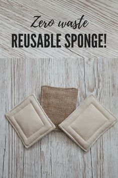 Natural, zero waste, heavy duty pot scrubbers- I bet these would be so much easier on the hands as well
