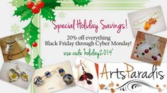 Come check out the holiday special on my website!