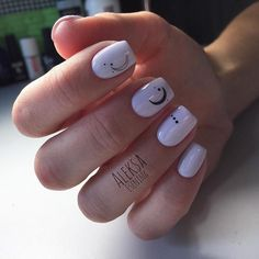 30 Manis That Will Make You Adore Squoval Nails Black and White Short Nail Designs picture 3 Nail Shapes Squoval, Acrylic Nail Shapes, Fall Acrylic Nails, Nails Shape, Minimalist Nails, Jolie Nail Art, Moon Nails, Dream Nails, Super Nails
