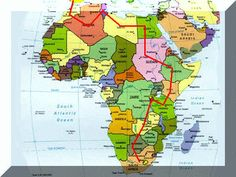 North East Africa