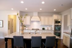 Beautiful kitchen at Sterling on the Lake - Tipton Homebuilders Beautiful Kitchens, Cool Kitchens, Oak Grove, Building A House, New Homes, Furniture, Home Decor, Amazing, Decoration Home