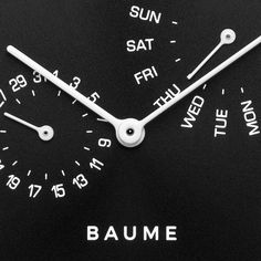 Discover Baume Watches : a unique experience to design your own custom watch. Communication Methods, French Signs, Shipping Date, Tomorrow Will Be Better, Make Time, Watches For Men, Social Media, Top Mens Watches, Social Networks