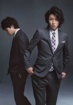Arashi Owns My Soul Soul — christylauly: やっぱり一番ハンサムは嵐の皆様~