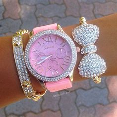 #Bracelets and #watch from www.gogolush.com #Padgram