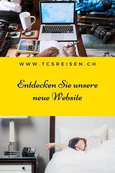 TCS Voyages : nouveau site et nouveau nom en Suisse Blog Voyage, Travel, Group Tours, New Looks, Website, Travel Advice