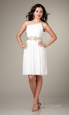 Dress  #White Dress #pretty