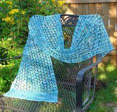 Ravelry: Little Leaves Lace Wrap pattern by Jennifer Jones Knit Or Crochet, Lace Knitting, Crochet Shawl, Crochet Wraps, Knitting Stitches, Crochet Bikini, Knitted Poncho, Knitted Shawls, Crochet Scarves