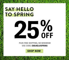 GET 25% Off Sweet Spring Footwear! Because it's FUN to score Sweet Deals See More Sweet Deals~> https://sweetdeals.fun Sweet deals may change or expire without our knowledge. Grab them while you can! #BellaAtto #ToSaveIsBeautiful #SweetDeals