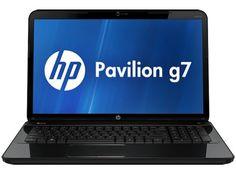 HP Pavilion g7-2240us 17.3-Inch Laptop (Intel i3-2370M 2.4GHZ Processor, 6 GB RAM, 750GB Hard Drive, Windows 8 )Black Intel Core i3-2370M 2.4 GHz (3 MB Cache). 6 GB DDR3. 750 GB 5400 rpm Hard Drive. 17.3-Inch Screen, Intel HD graphics 3000. Windows 8.  #HP #PersonalComputer