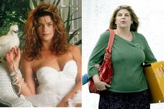 Kirstie Alley  Kirstie won an Emmy Award and a Golden Globe for her famous role as Rebecca Howe in the hit TV series Cheers, which aired from 1987 till 1993. In recent years, however, we get to see more of her in reality shows revolving around her life, and when we say more – we mean it.