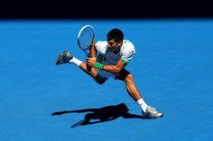 Day one #Djokovic glides into Round two #ausopen