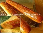 Pšeničné bagety