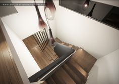 Destination Living - Modern Stairs