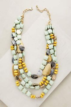 Zermatt Layer Necklace - anthropologie.com