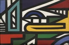 South African Ndebele painting patterns and colors