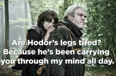 15 Perfect 'Game Of Thrones' Pickup Lines