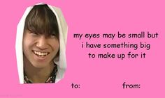 kpop valentines day cards tumblr