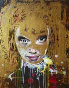 Sandra Chevrier #street art #grafitti